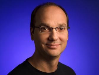Andy Rubin nie jest już szefem systemu Android (odchodzi także z Google)