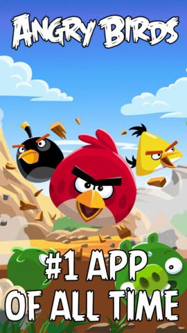 Angry Birds na iOS