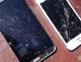 HTC One vs iPhone 5 – który jest bardziej odporny na upadki? (wideo)