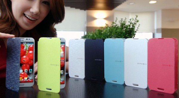LG Smart Cover