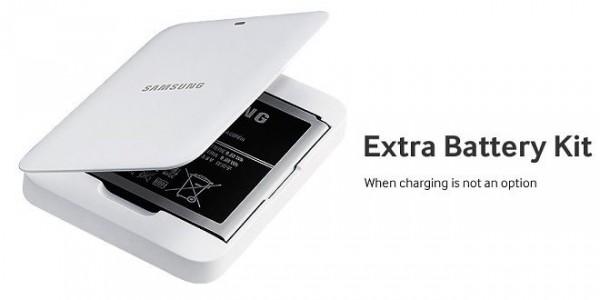 Samsung Galaxy S 4 - Extra Battery Kit