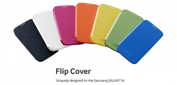 Samsung Galaxy S 4 - Flip Cover