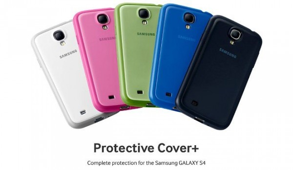 Samsung Galaxy S 4 - Protective Cover+