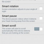 Samsung Galaxy S IV - zrzut ekranu