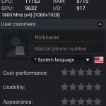 Samsung Galaxy S4 I9500 - Antutu