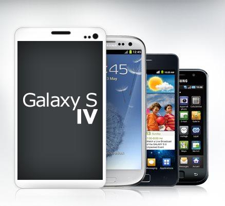 Samsung Galaxy S IV – render