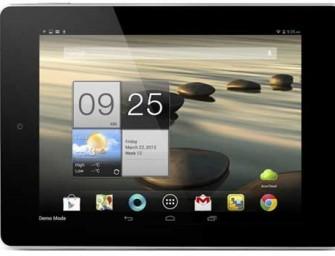 Acer A1-810 – kolejny rywal dla iPada mini