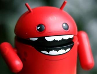 99 na 100 ataków malware w 2013 roku było skierowanych przeciwko urządzeniom z Androidem