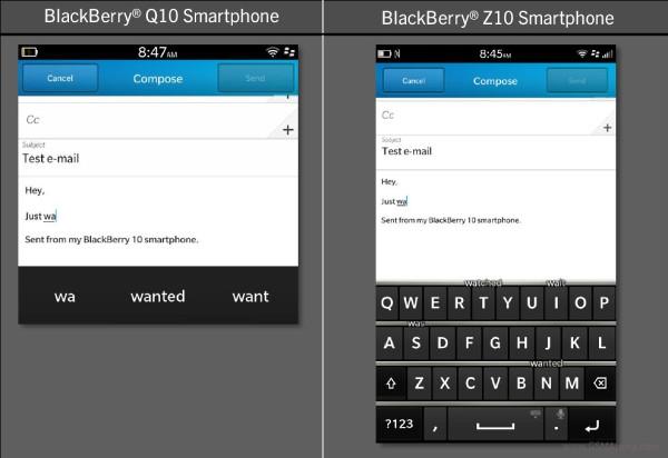 BlackBerry 10.1