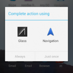 Google Glass Explorer Edition - Android