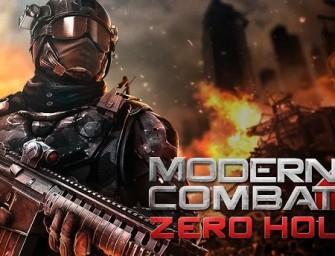 Modern Combat 4 od 10 kwietnia będzie dostępny na Windows Phone 8