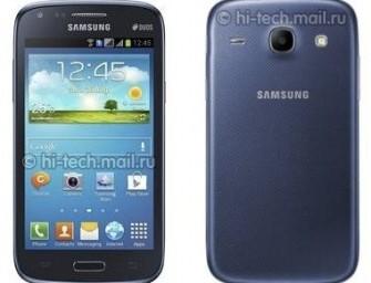 Samsung Galaxy Core z obsługą dual SIM wyciekł przed swoją premierą