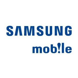 Samsung mobile - logo