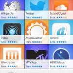 Firefox OS - sklep z aplikacjami