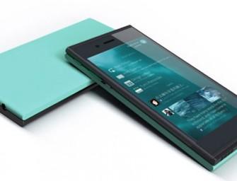 Jolla, czyli smartfon oparty o system Sailfish nareszcie trafia do sklepów