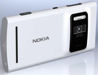 Nokia EOS będzie skrzyżowaniem Lumii 920 i PureView 808?
