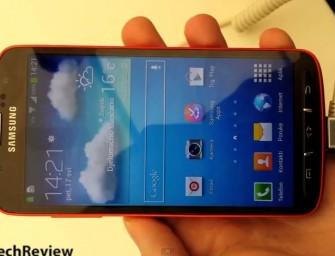Samsung Galaxy S4 Active pojawił się na krótkim wideo
