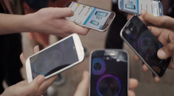 Samsung Galaxy S4 - kolory