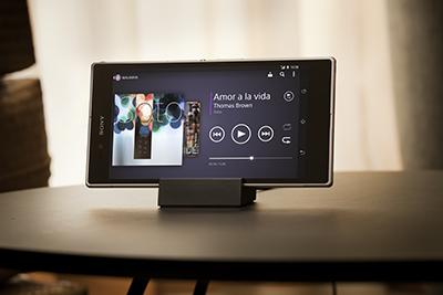 Sony Xperia Z Ultra - stacja dokująca Magnetic Charging Dock DK30
