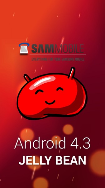 Android 4.3 Jelly Bean - logo