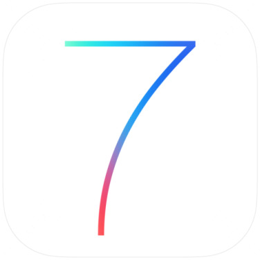 Apple iOS 7 - logo