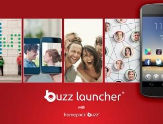 Buzz Launcher – najbardziej widowiskowy launcher na Google Play?