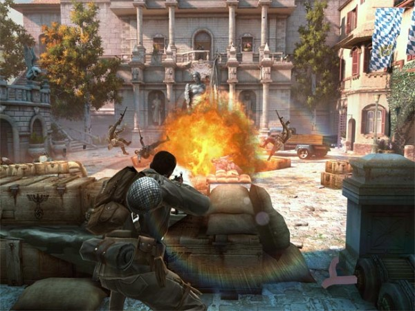 Gameloft Brothers In Arms 3