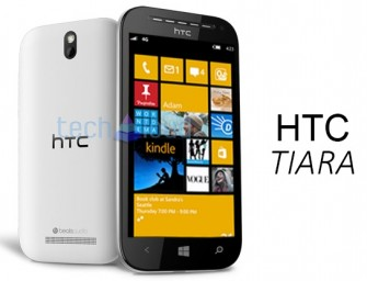 HTC Taira: kolejny smartfon z Windows Phone 8