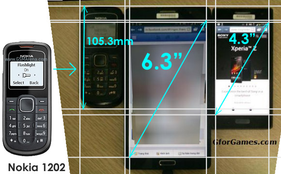 Samsung Galaxy Note III - fake