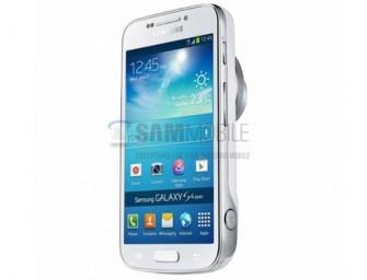 Samsung Galaxy S4 Zoom ujawniony na zdjęciach