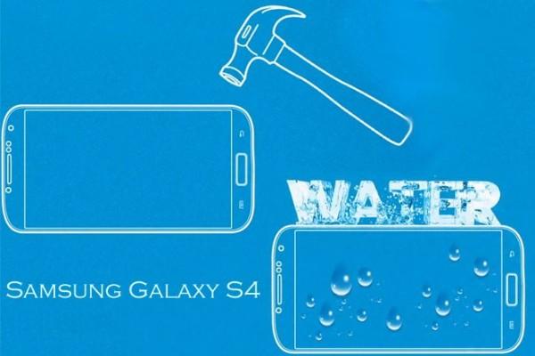 Samsung Galaxy S4 - testy wytrzymałościowe