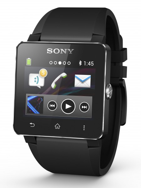 Sony SmartWatch 2 - front