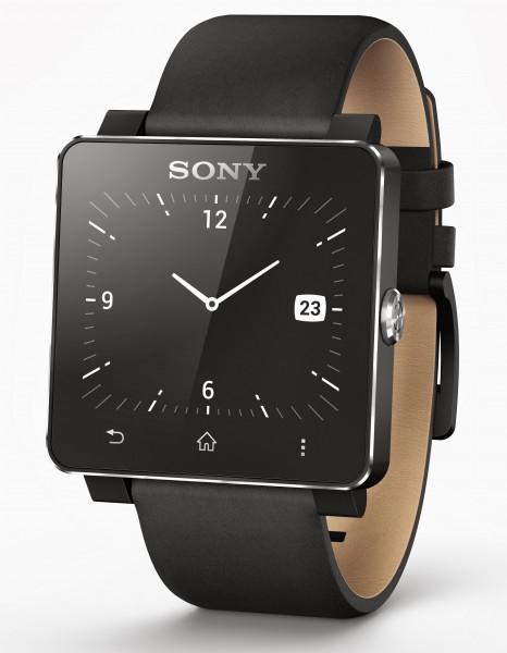 Sony SmartWatch 2 - front analogowy