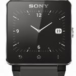Sony SmartWatch 2 - front centralnie