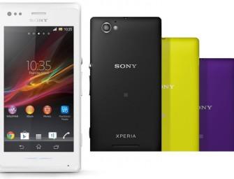 Sony Xperia – które smartfony dostaną upgrade do Androida 4.3?