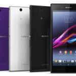 Sony Xperia Z Ultra - kolory