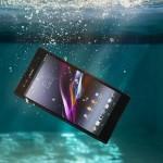 Sony Xperia Z Ultra - zatopiona