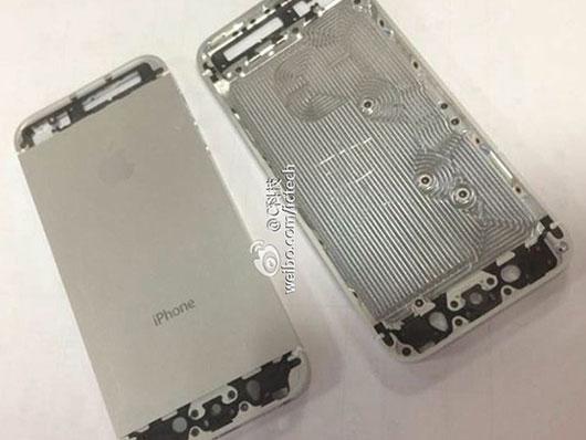 Apple iPhone 5S - tył