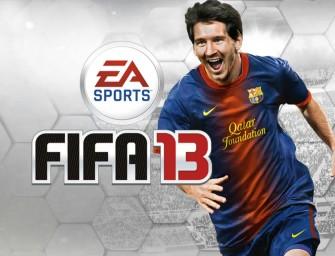 FIFA 13 w wersji na smartfony już jest, niestety póki co tylko na te z Windows Phone 8