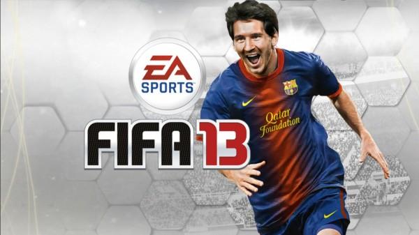 FIFA 13 - Messi