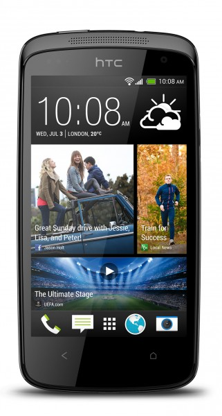 HTC Desire 500 - front