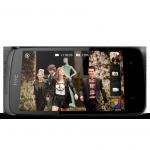 HTC Desire 500 - front bokiem