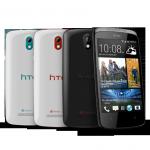 HTC Desire 500 - kolory