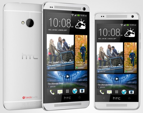 HTC One mini i HTC One