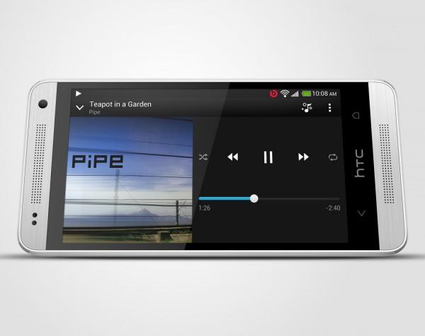 HTC One mini - muzyka