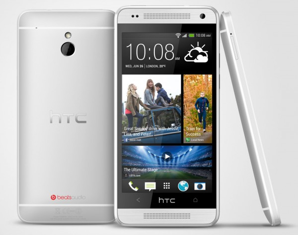 HTC One mini - srebrny