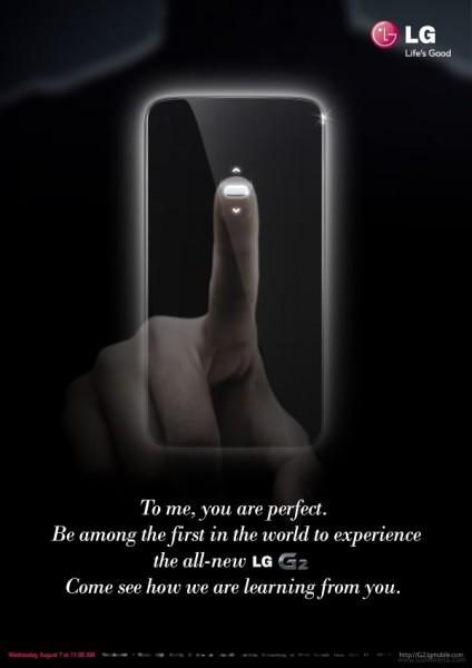 LG G2 - zwiastun