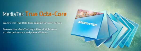 MediaTek - 8-rdzeniowy chipset