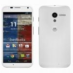 Motorola Moto X - biała