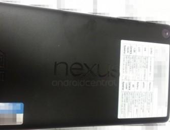 Czy to Nexus 7 kolejnej generacji?